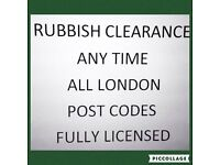 YOUR RUBBISH REMOVAL ANYTIME SOUTH LONDON