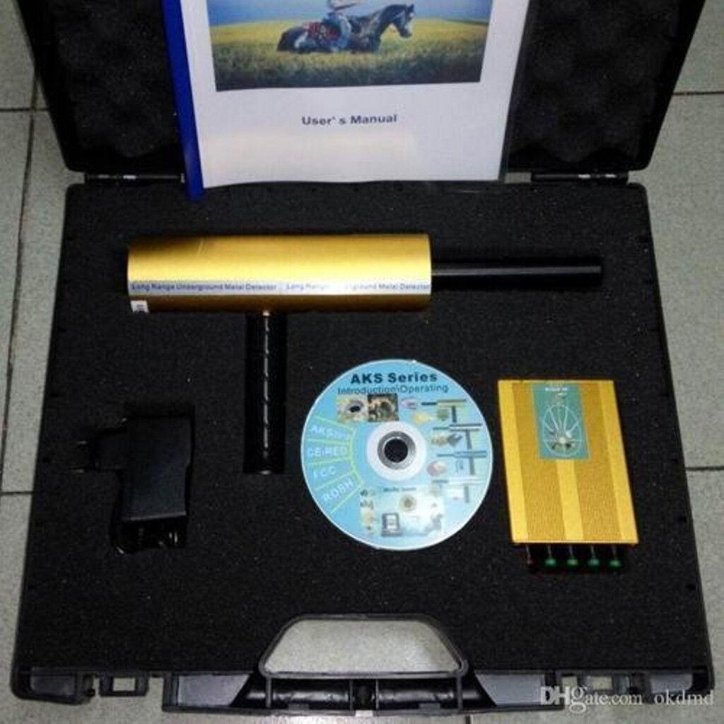 Metal Detectorfind Goldsilver Detector In Bingley West Gold Long Range Diamond Aks 3d