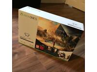 Xbox One S 1TB + Assassins Creed. BRAND NEW.