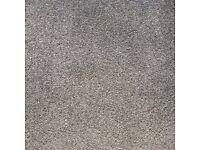 Quality carpet offcut - brand new, silver grey