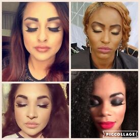 MAKE UP ARTIST - (SPECIAL OFFERS NOW ON)