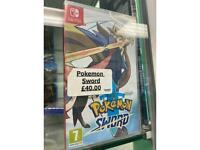 Pokemon Sword - Nintendo Switch *BRAND NEW & SEALED*