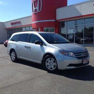 2012 Honda Odyssey LX| One Owner| 7 Passenger| Dual Sliding Door