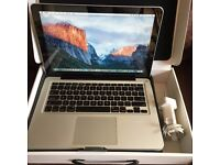 "Apple Macbook Pro 13"" with i5 Processor and 8Gb Ram"