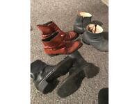 Men's vintage boots size 7
