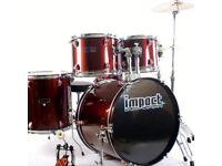 Junior Impact drum kit