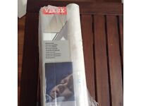 Beige Blackout Velux blind and accessories