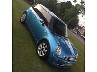 Mini Cooper 1.6 2004 petrol Years MOT HUGE SPEC