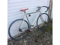 Bespoke racing bike