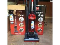 Hoover whirlwind X display upright vacuum cleaner