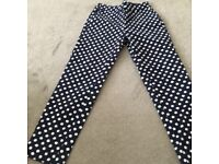 BODEN Capri ladies trousers size 6 brand new without tags