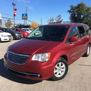 2012 Chrysler Town & Country Touring, Power Sliding Doors, Power
