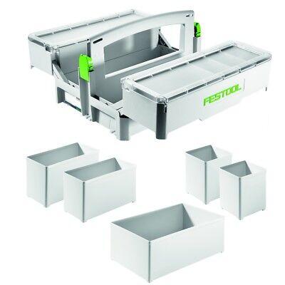 Festool Systainer StorageBox SYS SB 499901 für Systainer Sortainer Classic T-LOC