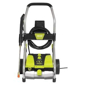 New Sun Joe SPX4000 2030 PSI 1.76 GPM 14.5-Amp Electric Pressure Washer w/Pressure-Select Technology (Pickup Only) - DI5
