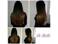 La Bella Nano Ring hair extensions Beckenham, Bromley and Croydon