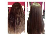 Brazilian Blowdry Summer sale £20 0ff Treatment home visits avaliable