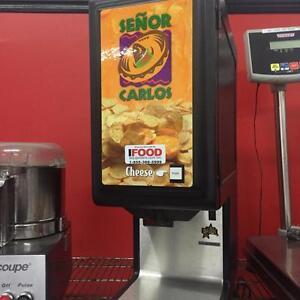 Star Cheese Dispenser