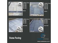 Natural Stone Paving, Steps, Granite, Hearths, Wall Copings, Pier Caps, Cobbles, Kerbs, Paving