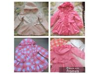 Three gorgeous girls designers jackets age 4-5, A Dee - Le Chic
