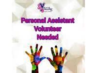 Volunteer PA Assistant for a dances Studio
