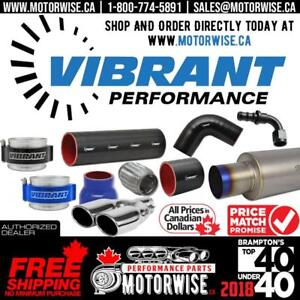 Vibrant Performance Parts | Free Fast Shipping Canada Wide | Order Today at www.motorwise.ca