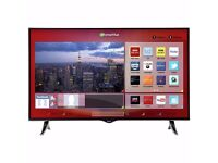 Hitachi 43 Inch Ultra HD 4K Freeview HD LED Smart TV