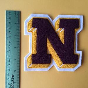 letter jacket patches letterman jacket patches ebay 350