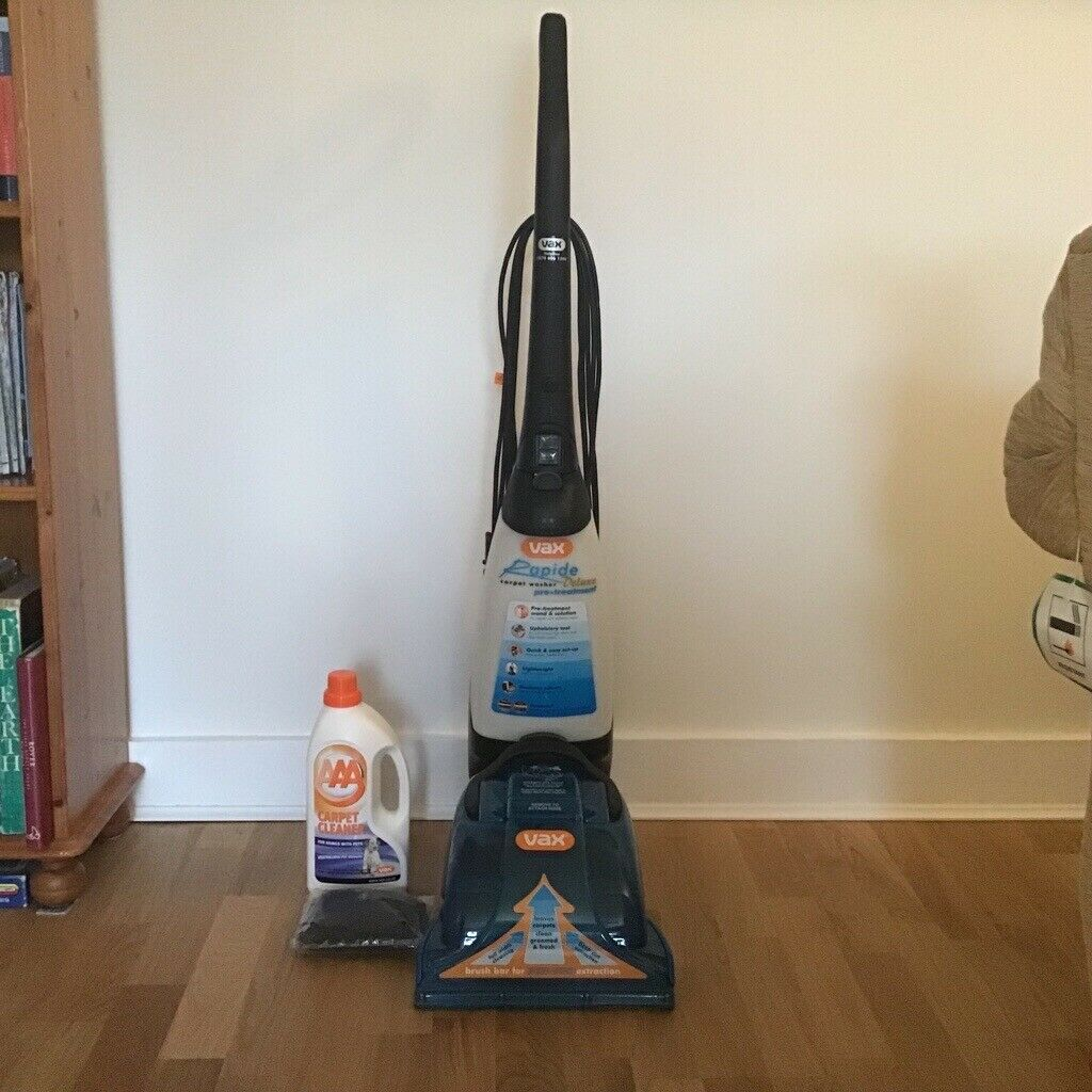 Vax Rapide Carpet Washer - Carpet Cleaner - Carpet Shampoo