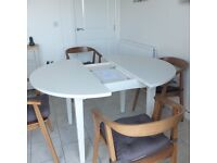Marks & Spencer dining table