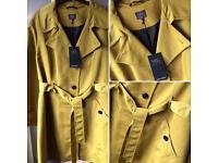 M&S Coat, BNWT, size 20