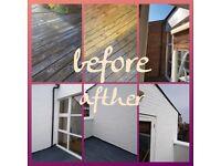 Painting and decorating, asamblig, plastering handyman etc