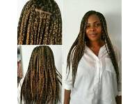 Afro/Caribbean & European Hairdresser | Braids, Twists, Cornrows and Crochet from £30