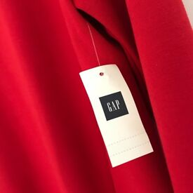 Classic red Gap dress