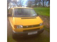 VW Transporter T4 window Van (ex AA) Reg 2002