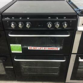 BRAND NEW Newhome NH600TSIDLm 60cm gas cooker with oven & grill