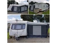 Challenger Swift 540 Caravan 2007 model