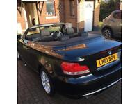 2010 Bmw 1 series 118d Convertible service history 2 keys immaculate !! Not 120d 318d 320d May PX