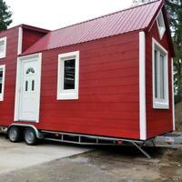Tiny House, Spielschiffe