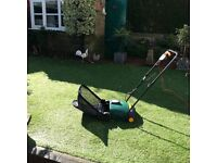 400w Mains Electric Lawn Raker and Scarifier.