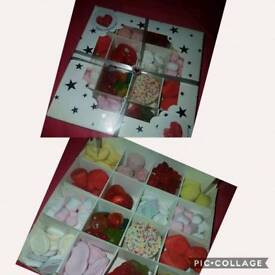 Sweetie boxes birthday valentines gift mothers day