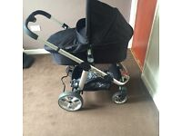 Icandy Apple to pear pram for sale