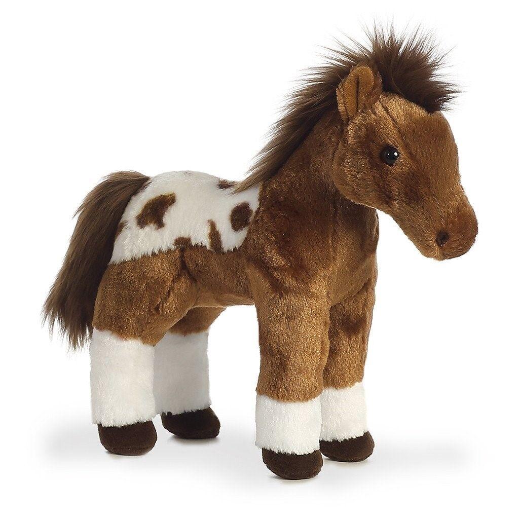 world plush dakota western horse
