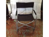 2 Directors chairs.