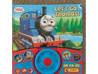 Thomas the Tank Engine musical book