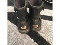 Genuine ugg children's boots