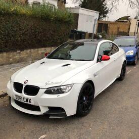 BMW M3 COUPE 61 PLATE CARBON FIBRE ROOF LOW MILEAGE CAT D