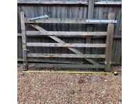 6 foot gate