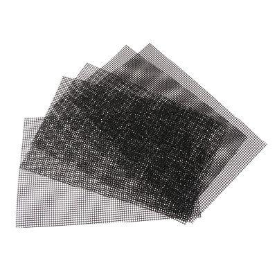 MagiDeal 5 x Kunststoff Blumentopf Mesh Blatt Breathable Drainage Net für (Blumentopf Net)