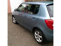 Sale pending. Skoda Fabia 1.2L petrol 2007. Two owners. Very reliable.