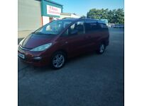 Toyota Previa D-4D 7 Seater
